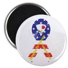 "Remember Our Veterans 2.25"" Magnet (10 pack)"