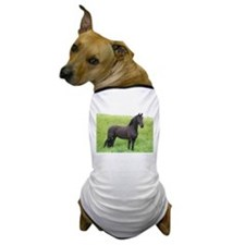 Friesian 1 Dog T-Shirt