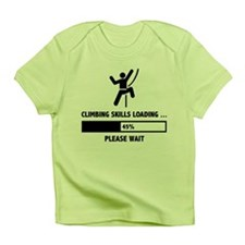 Funny Climber Infant T-Shirt
