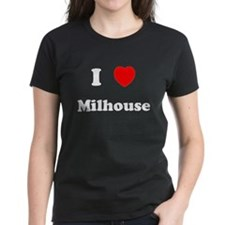 I Love Milhouse Tee