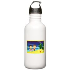 Romantic Cartoon 7 Water Bottle
