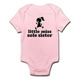 LIttle Miss SS Body Suit