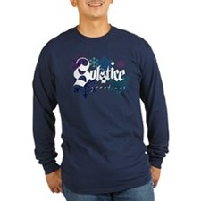 """Solstice Greetings"" T"