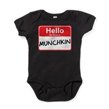 munchkin.png Baby Bodysuit