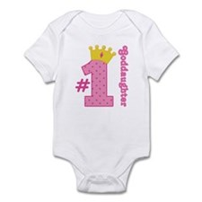 Number One Goddaughter Body Suit