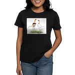 Red Pyle Modern Games Women's Dark T-Shirt
