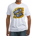 Danes Rule Fitted T-Shirt