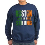 Boston Irish Strong 4 15 2013 Jumper Sweater