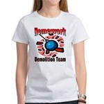 Homework Demolition Women's T-Shirt