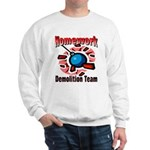 Homework Demolition Sweatshirt