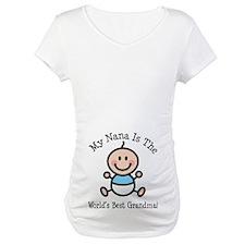 Best Nana Baby Boy Stick Figure Shirt