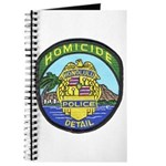 Honolulu PD Homicide Journal
