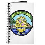 Honolulu PD Homicide Journal
