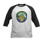 Honolulu PD Homicide Kids Baseball Jersey