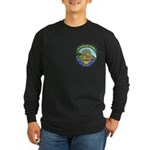 Honolulu PD Homicide Long Sleeve Dark T-Shirt