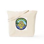 Honolulu PD Homicide Tote Bag
