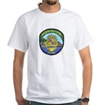 Honolulu PD Homicide White T-Shirt