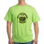 Hawaii Corrections Green T-Shirt