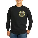 Hawaii Corrections Long Sleeve Dark T-Shirt