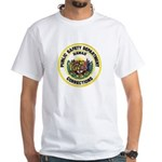 Hawaii Corrections White T-Shirt