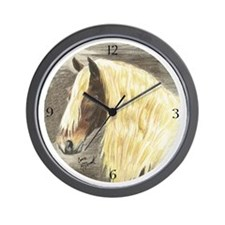 Andalusian Wall Clock