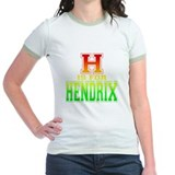 H is for Hendrix T