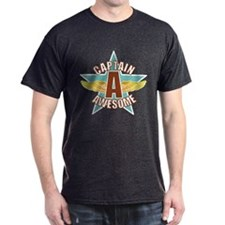 Captain Awesome 2 T-Shirt