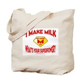 I Make Milk Tote Bag
