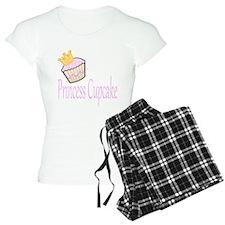 Princess Cupcake Pajamas