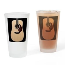 Stanard guitar Drinking Glass