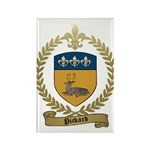 PICKARD Family Crest Rectangle Magnet (10 pack)
