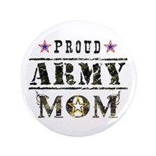 "Army Mom 3.5"" Button (100 pack)"