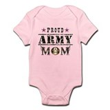 Army Mom Onesie