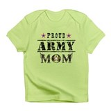 Army Mom Infant T-Shirt