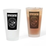 HyPotential (Ramones Parody) Drinking Glass