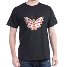 Happy butterfly - T-Shirt