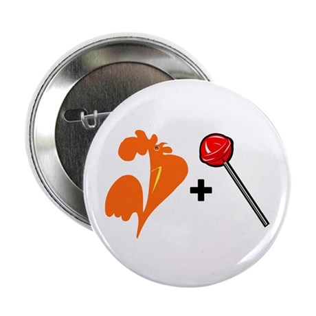 "Cock Sucker 2.25"" Button (10 pack)"
