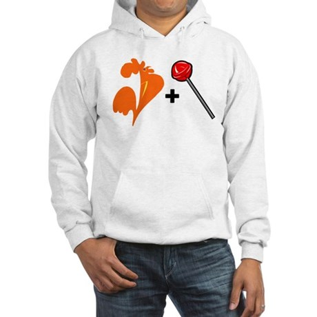Cock Sucker Hooded Sweatshirt