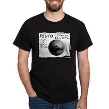 Pluto Has a Posse T-Shirt