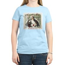 Vintage Army Nurse Corps - Red T-Shirt