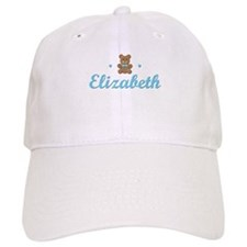 Blue Teddy - Elizabeth Baseball Cap