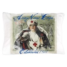 Unique Us army nurse Pillow Case