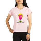 Retired Social Worker Performance Dry T-Shirt