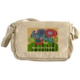 Retired Art Teacher Messenger Bag