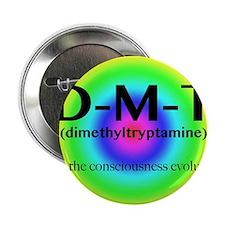 """DMT Evolution 2.25"""" Button"""