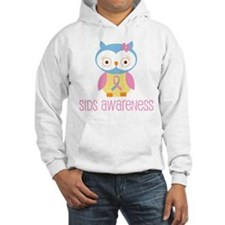 SIDS Awareness Owl Jumper Hoodie