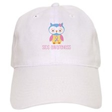 SIDS Awareness Owl Cap