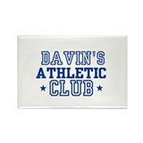 Davin Rectangle Magnet