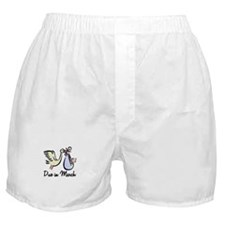 Cute Expecting baby Boxer Shorts