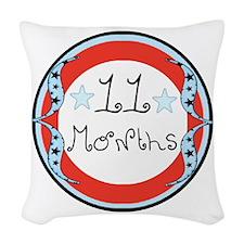 Dr Seuss Inspired 11 Months Unisex Baby Milestone